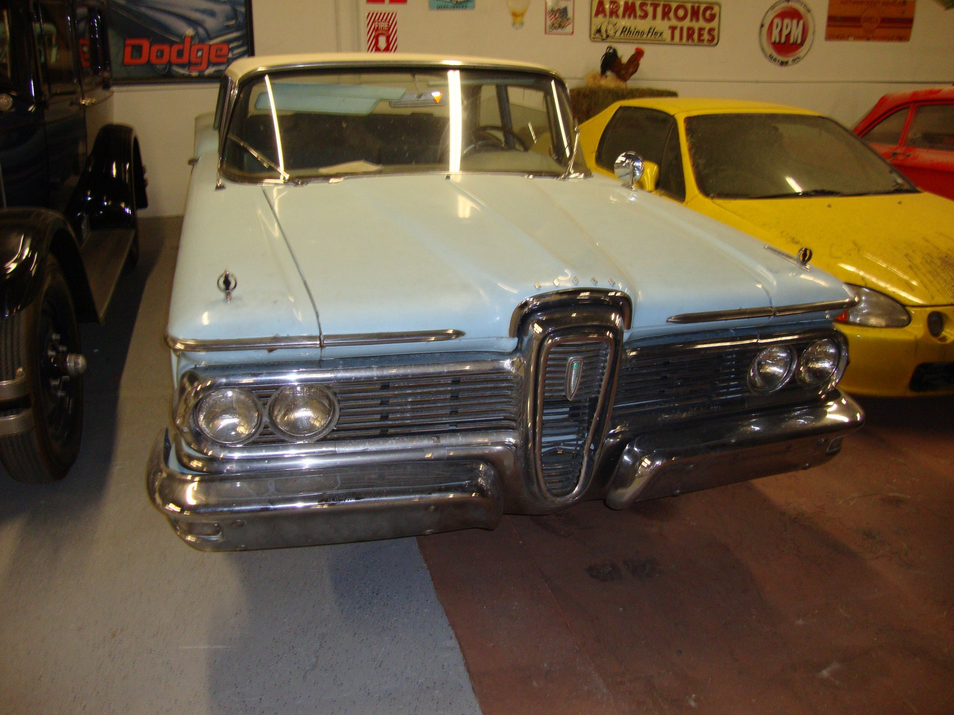 1959 edsel sedan