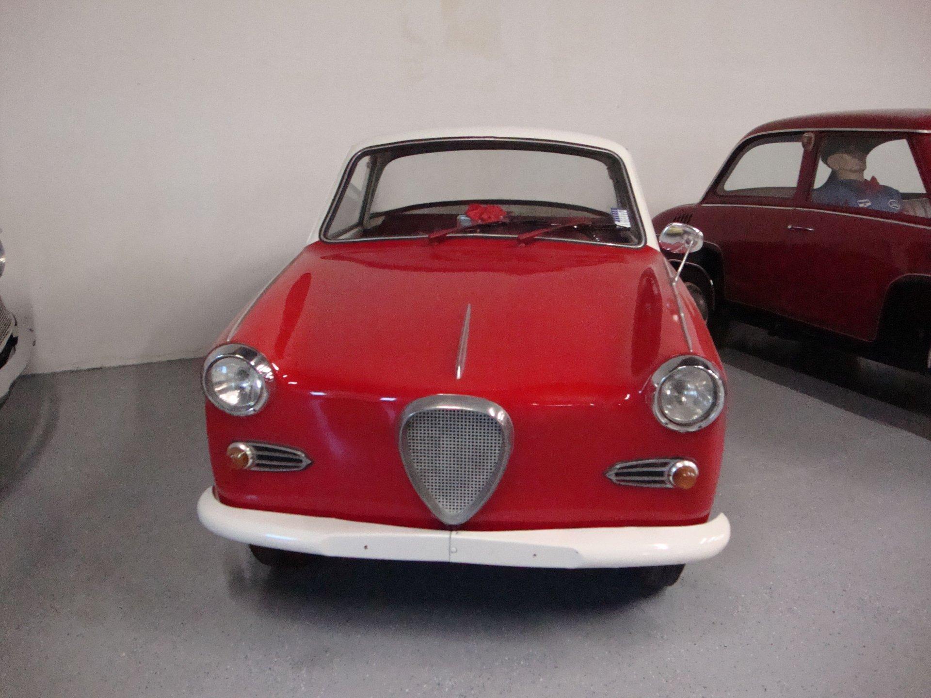 1964 goggomobil coupe