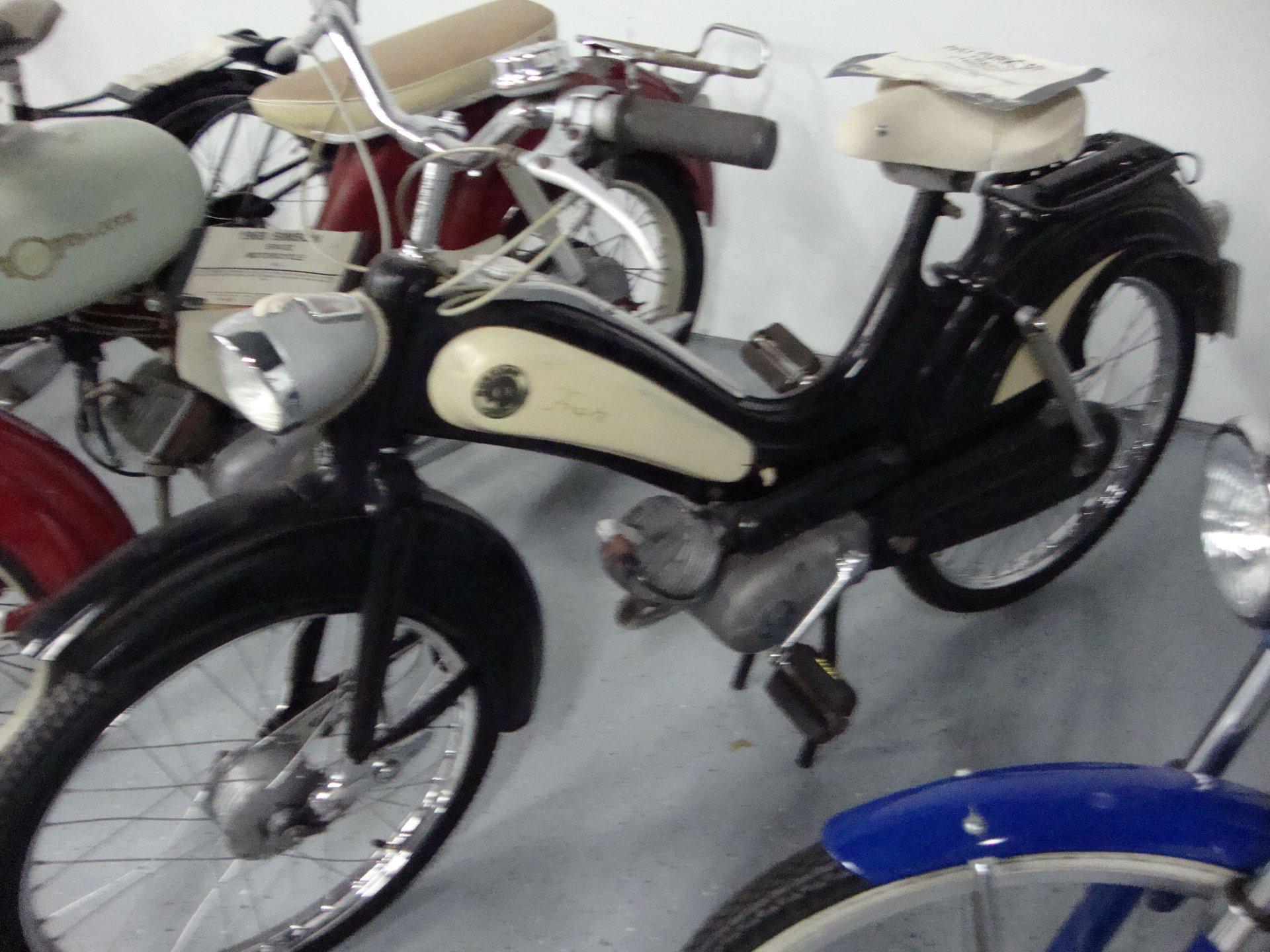 1957 durkopp fratz vintage scooter
