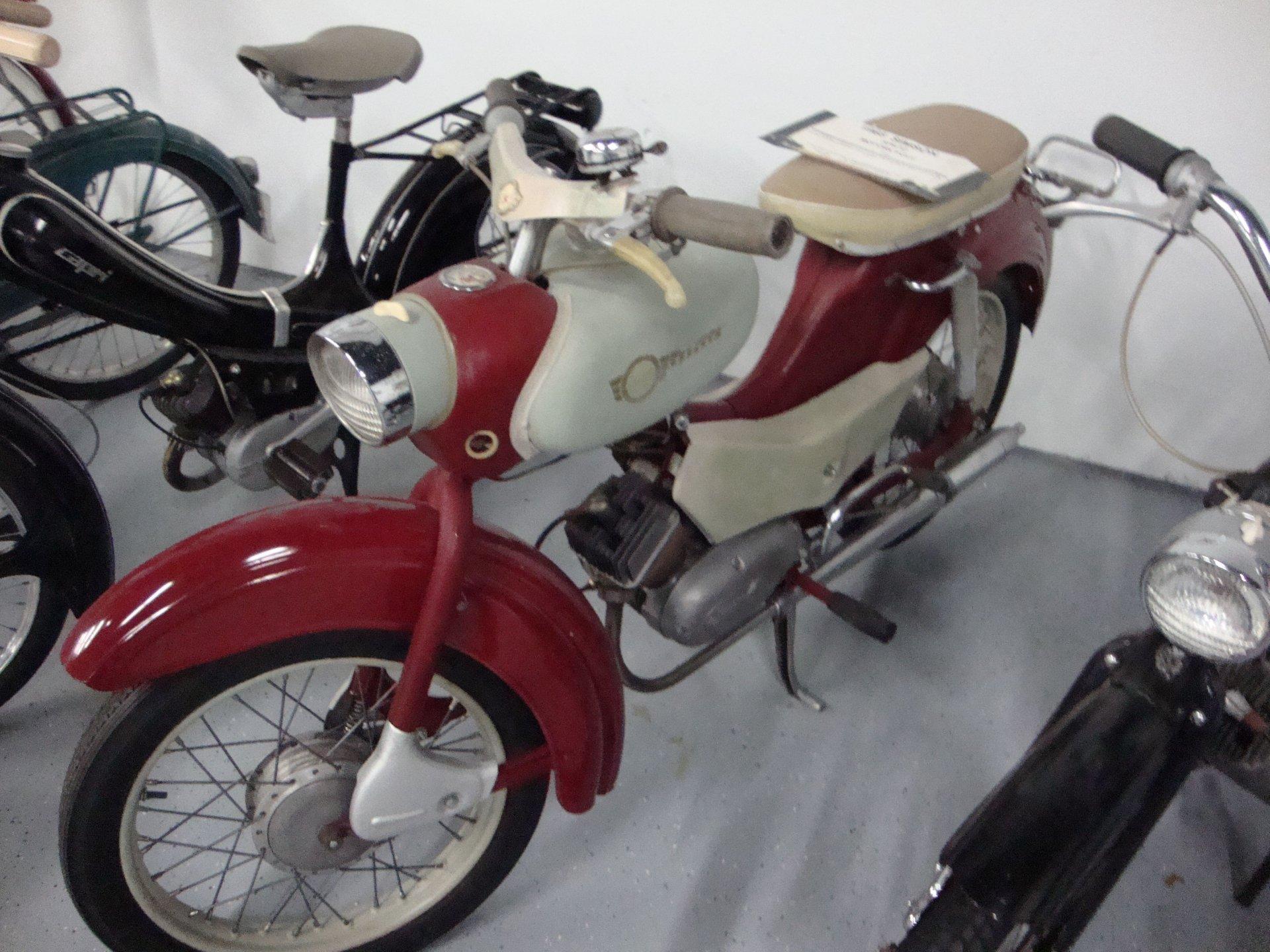1968 simson spatz vintage scooter