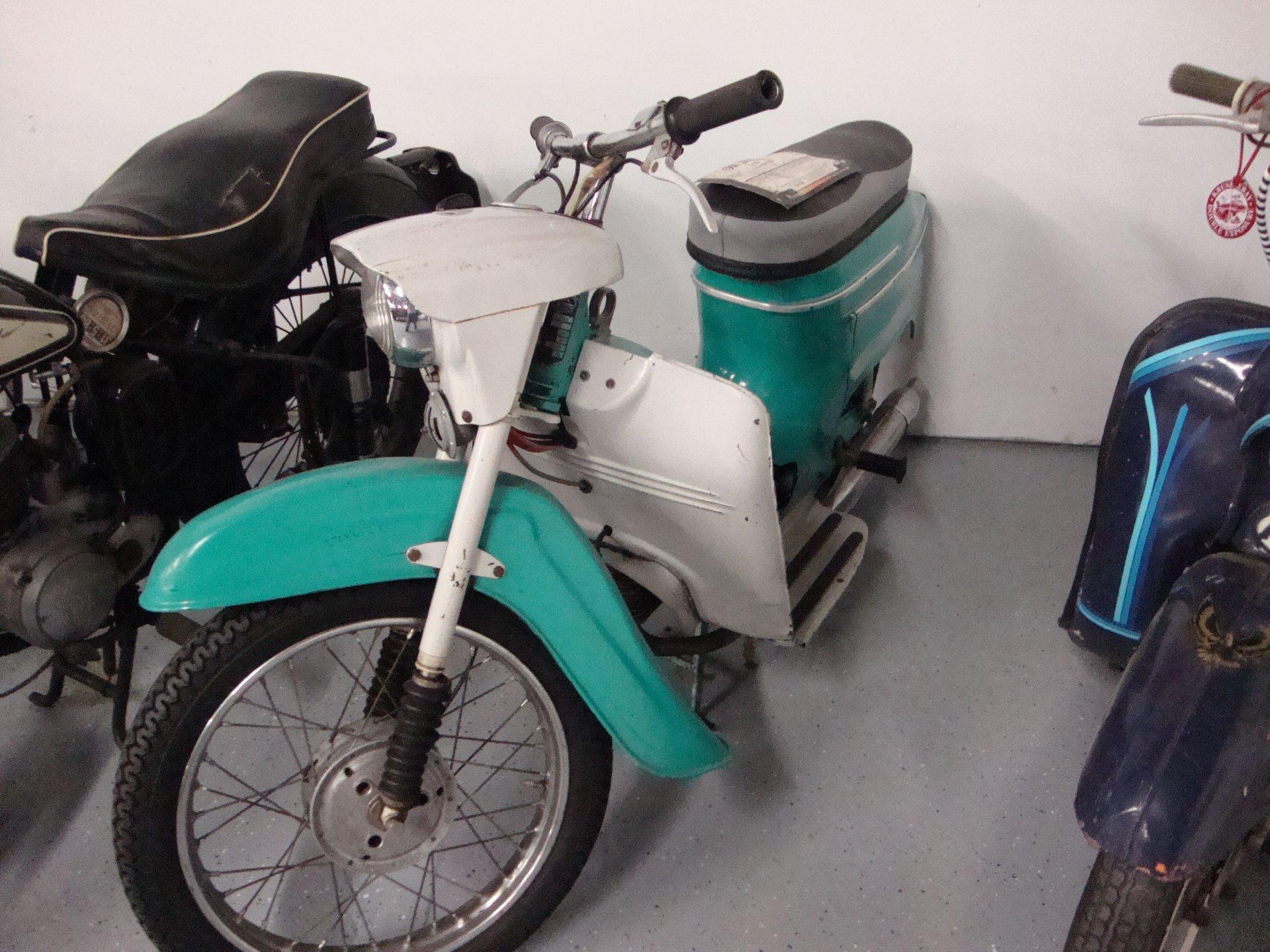 1966 jawa g 05 vintage scooter