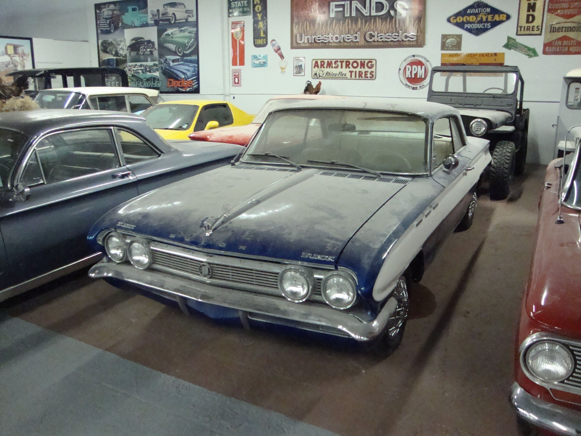 1962 buick skylark special
