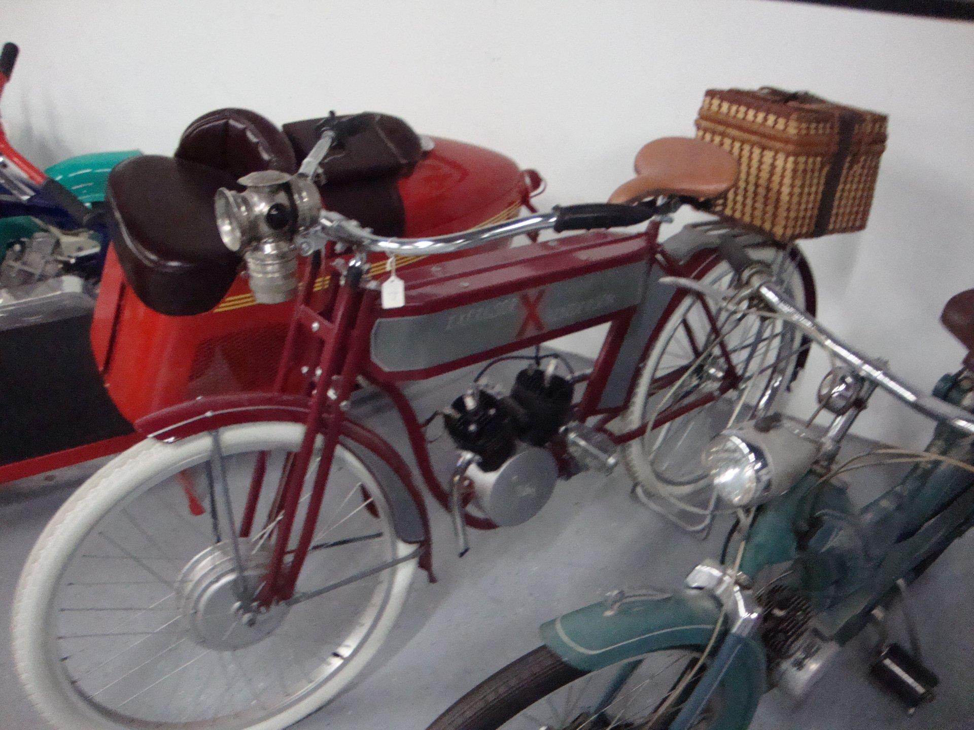 1920 s excelsior replica henderson replica