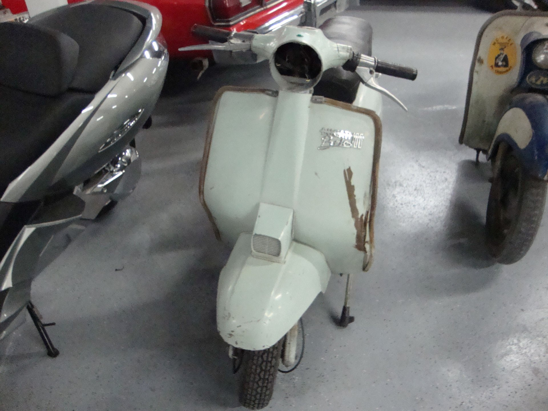 1962 ducati brio scooter