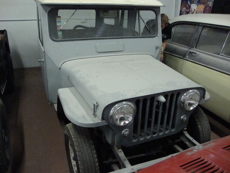 1949 Willys Jeep For Sale