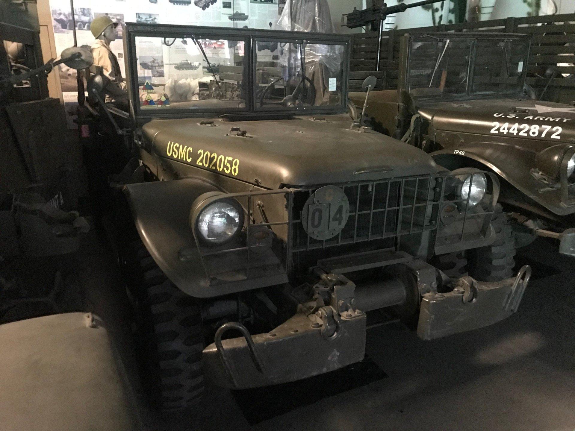 1953 dodge m37 military truck