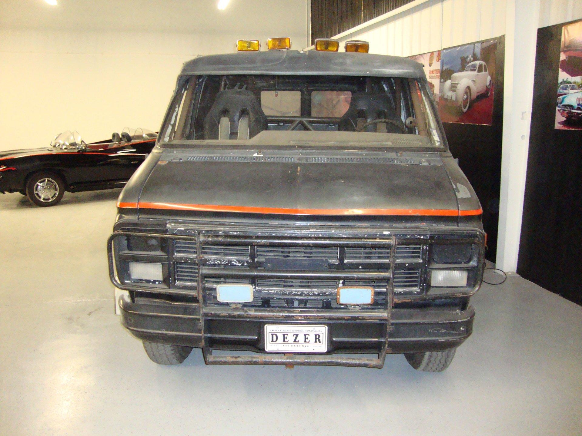1984 gmc van