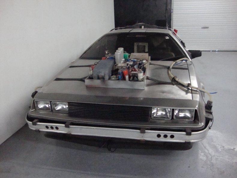 NONE LISTED DeLorean PROP For Sale