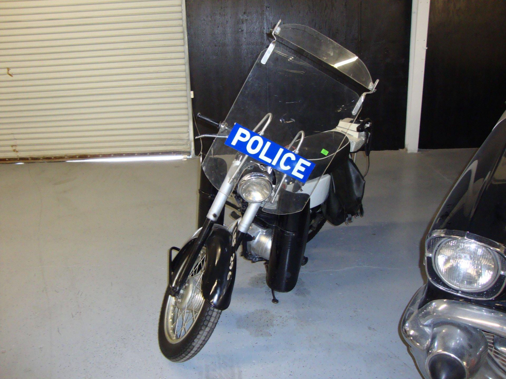 1963 francis barnett motorcycle