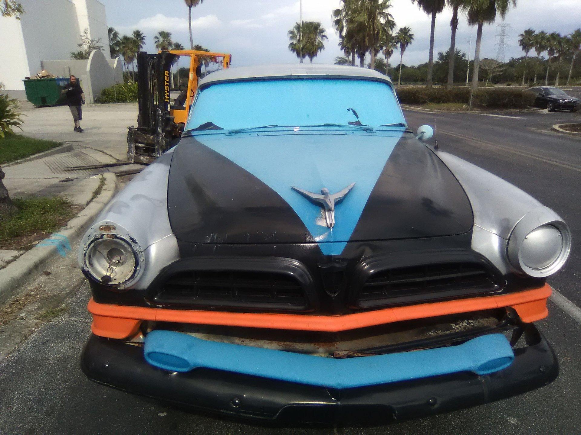 Chrysler ny deluxe