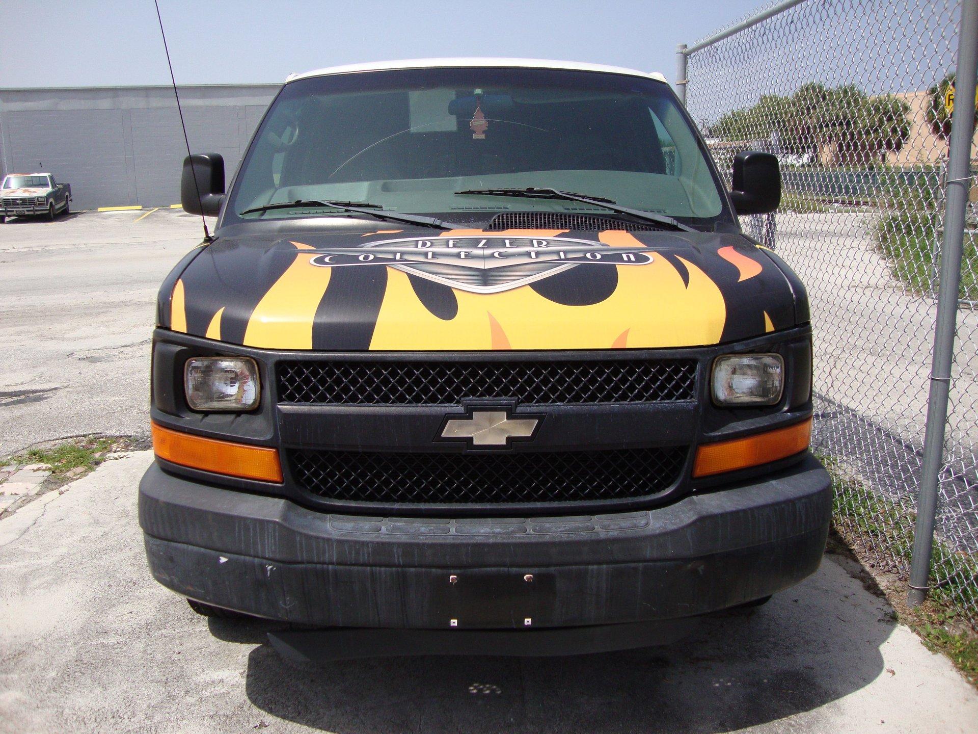 2004 chevrolet van