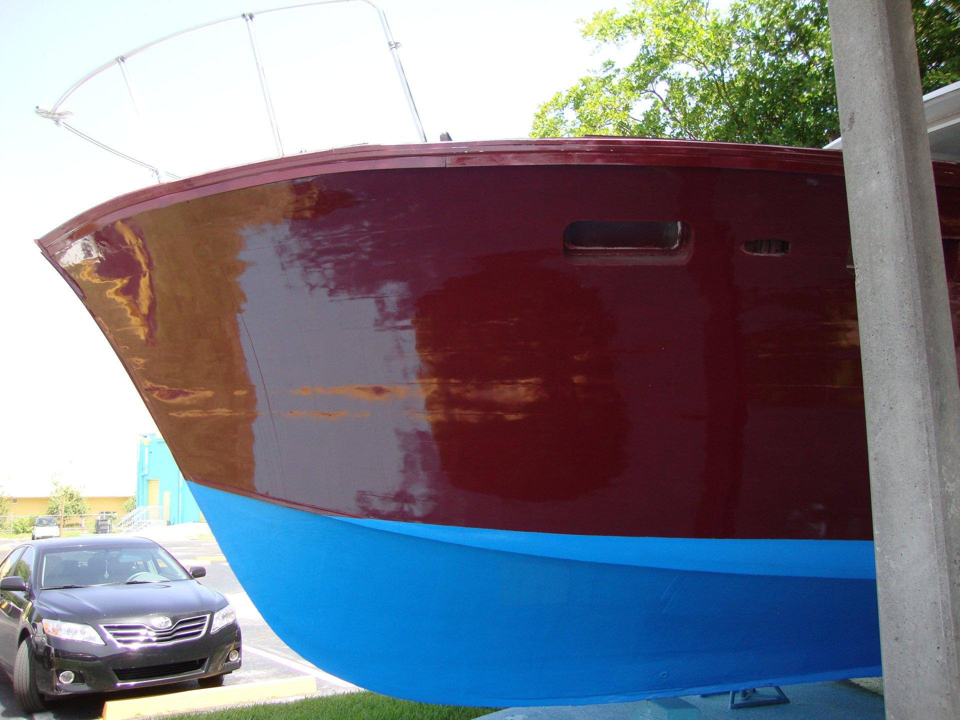 1960 custom boat