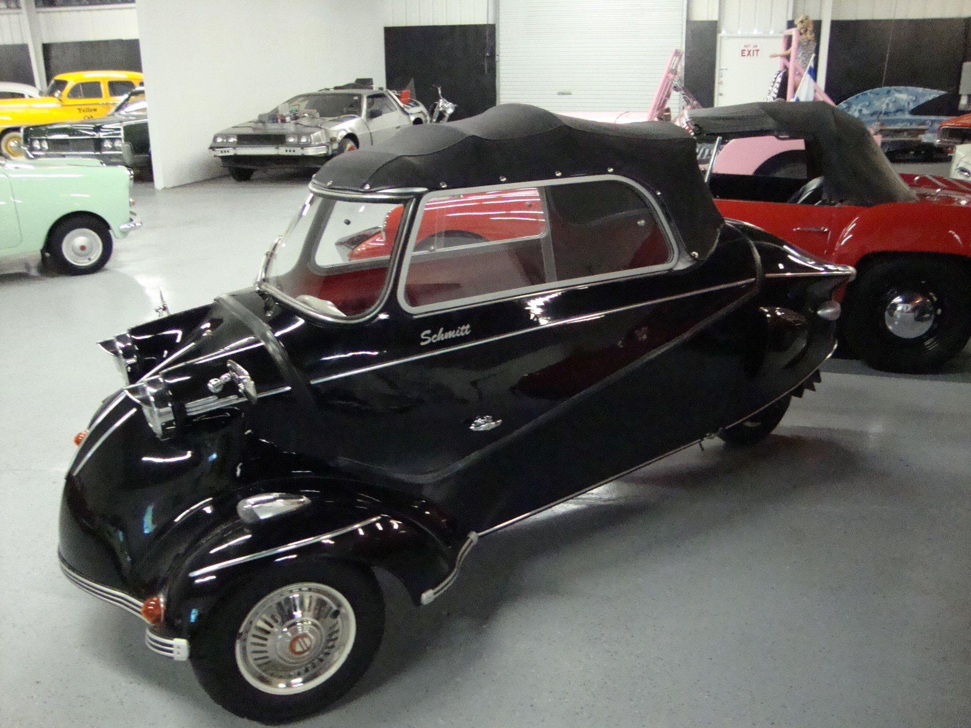 1960 s messerschmitt coupe