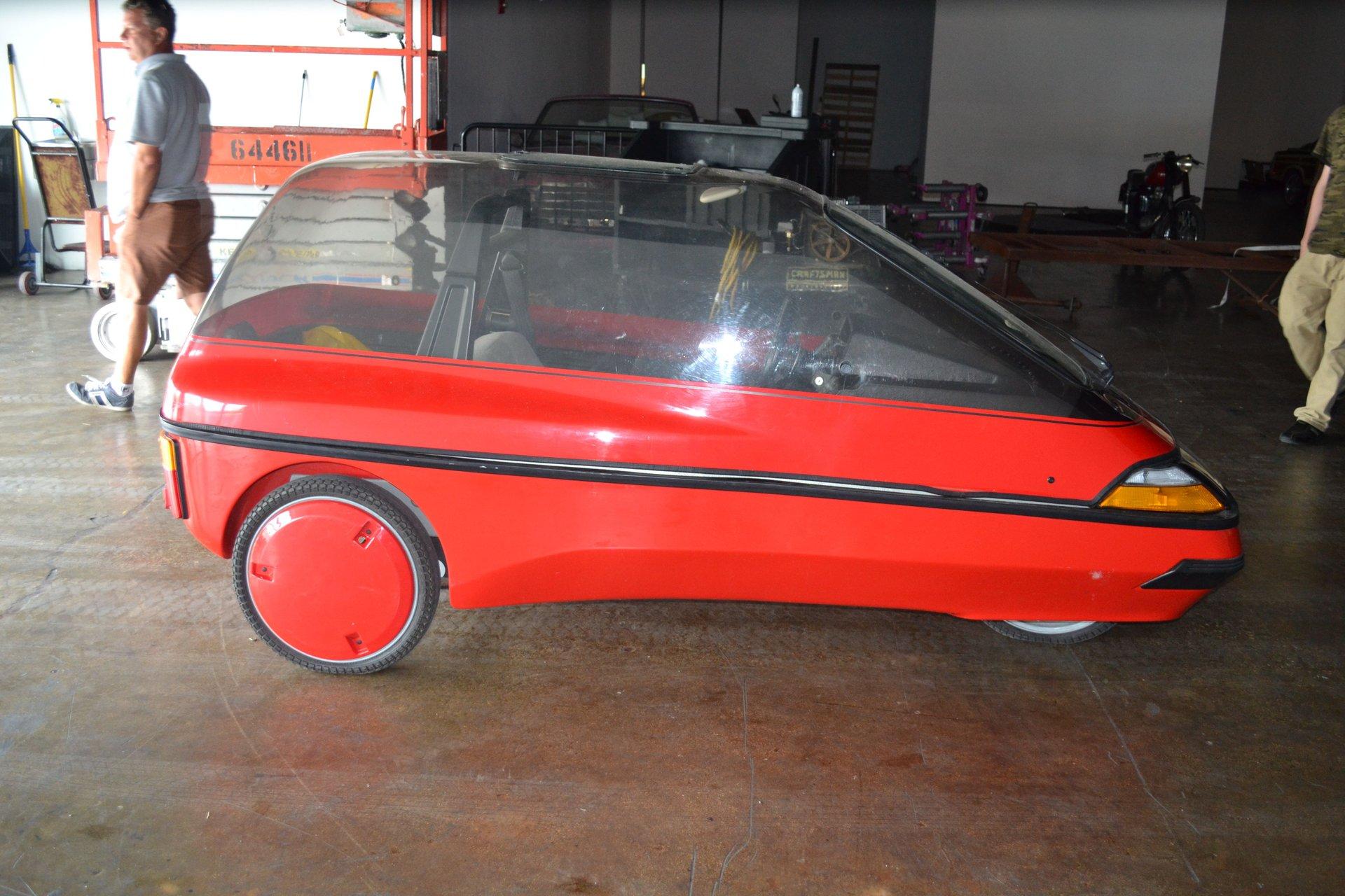1989 mini el electric car