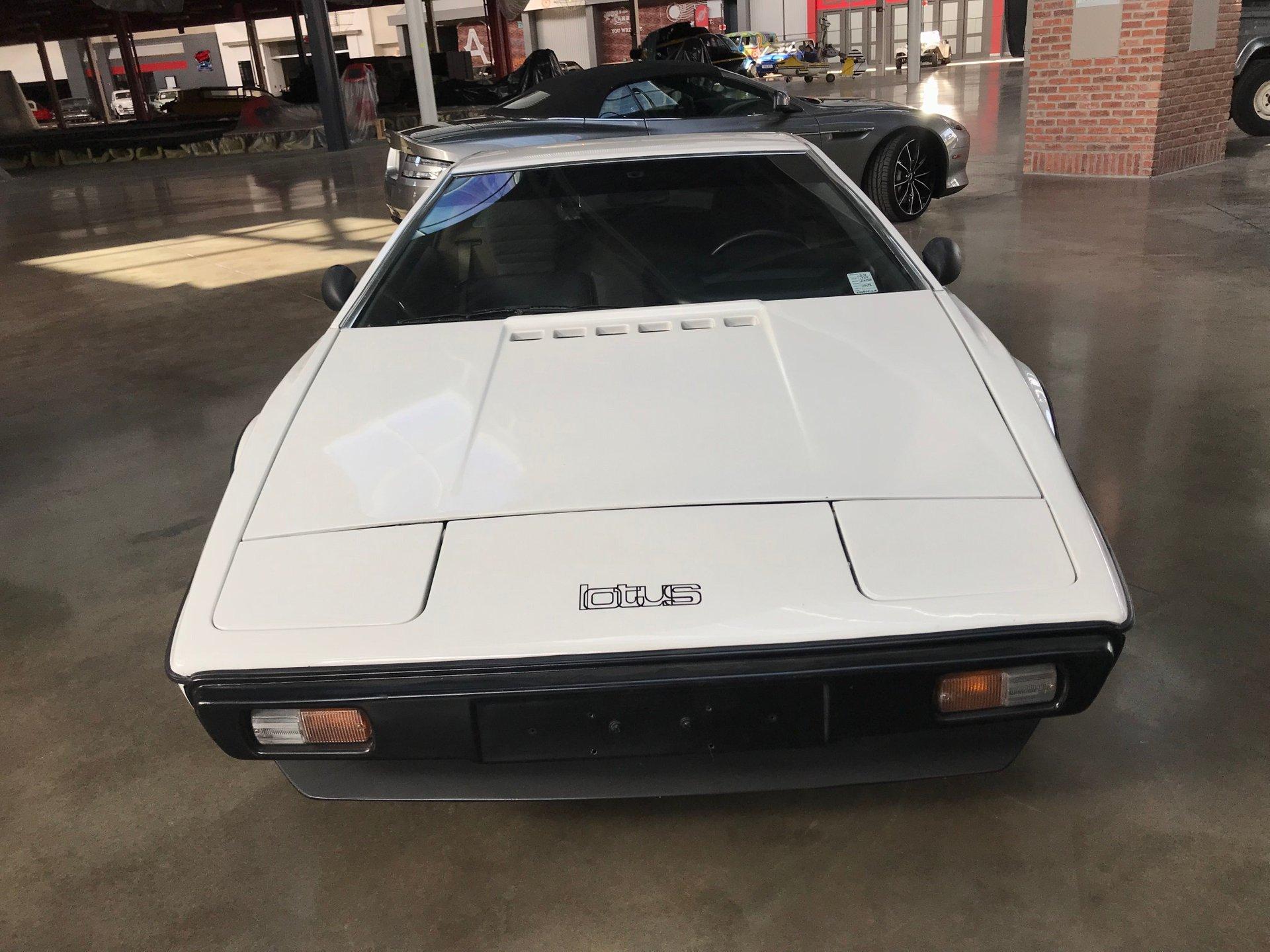 1977 lotus espirit s1
