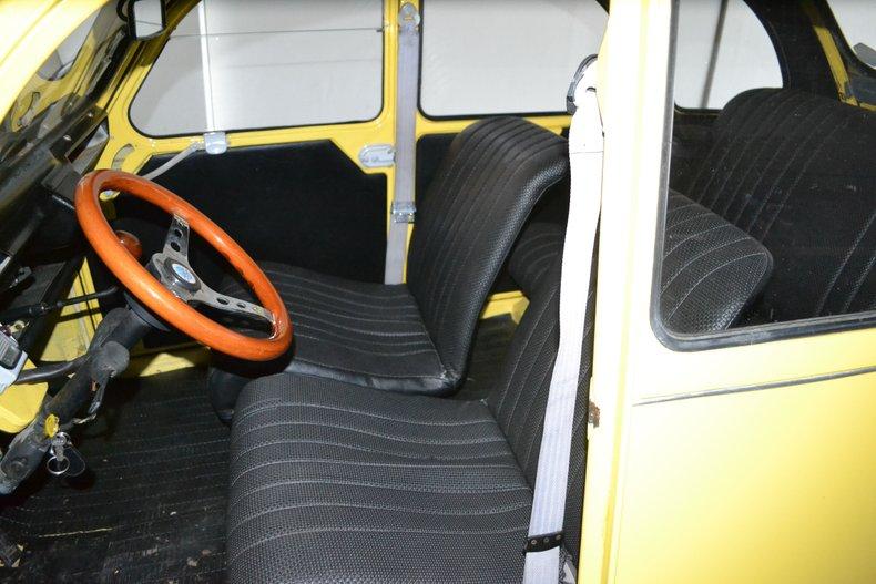 1974 Citroen 2CV6