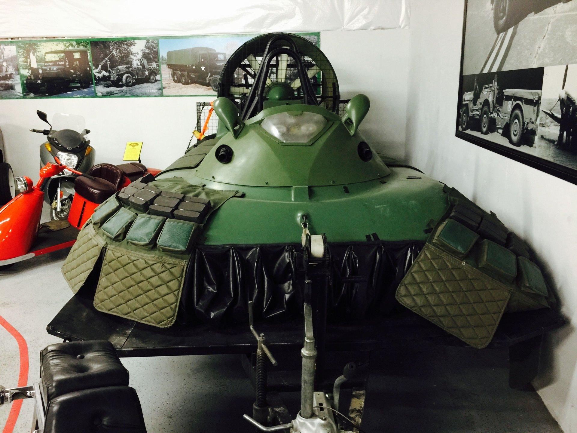 Hovercraft prop