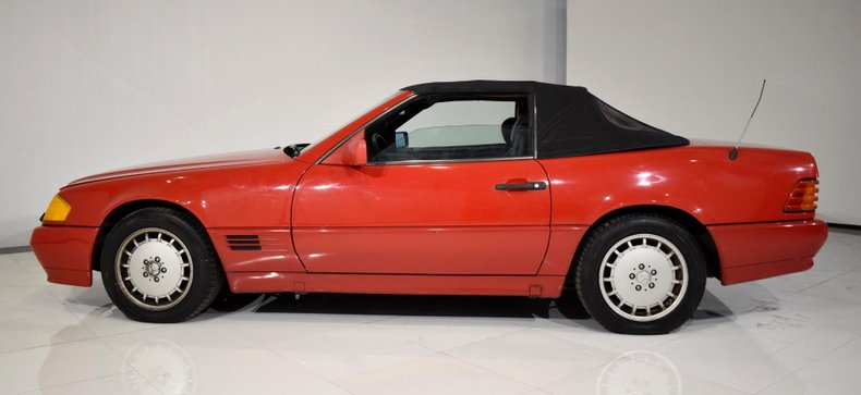 1992 MERCEDES SL500