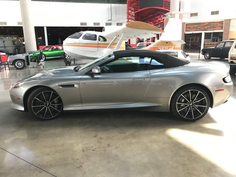 2016 Aston Martin James Bond Edition