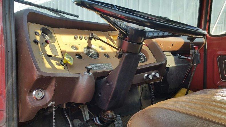 1976 Ford 900 FIRETRUCK