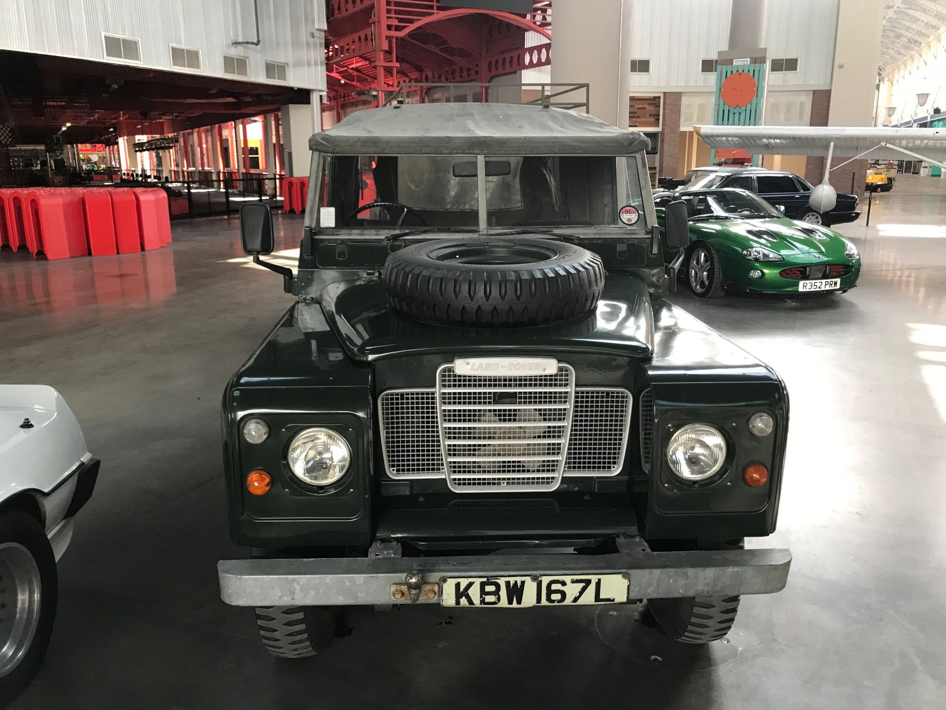 1972 land rover 3 series