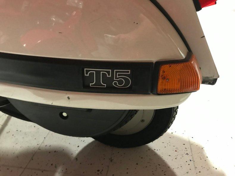 1986 VESPA 125 T5