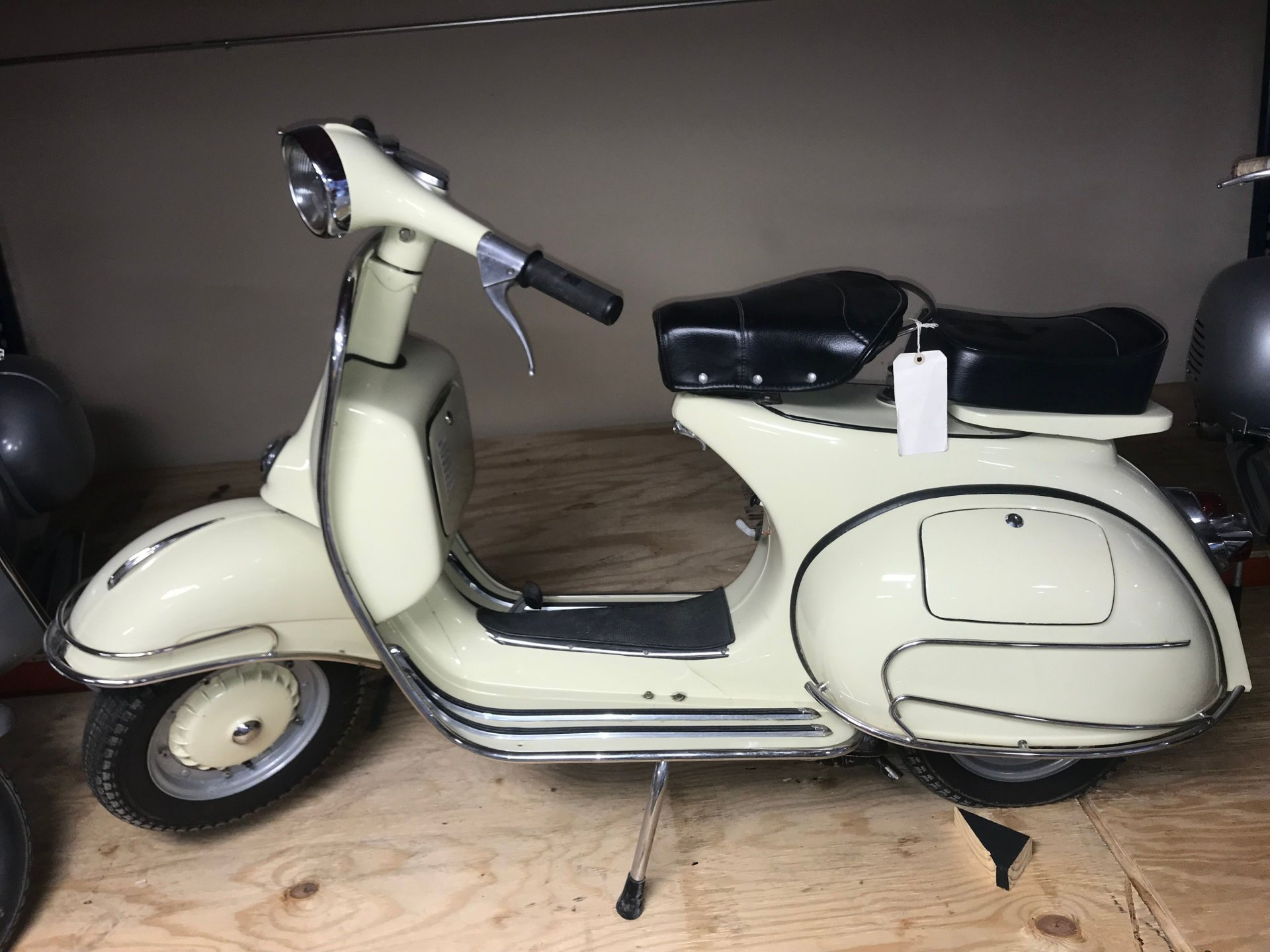 1964 Vespa Scooter Orlando Auto Museum