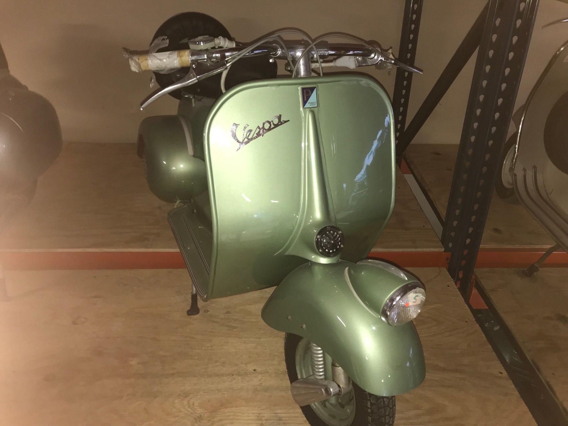 1951 vespa 125 v31