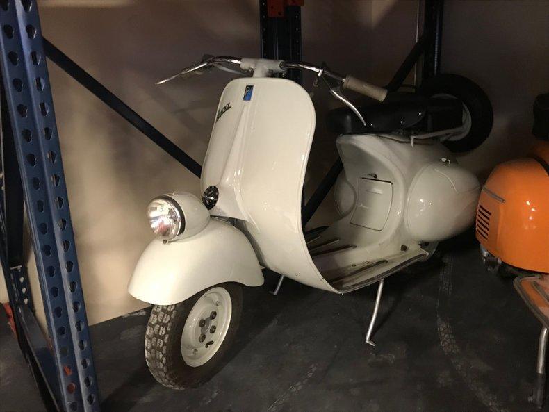 1956 VESPA 125 VN 2