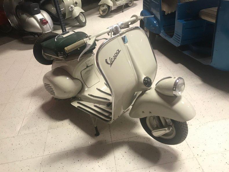 1956 VESPA 125 VT
