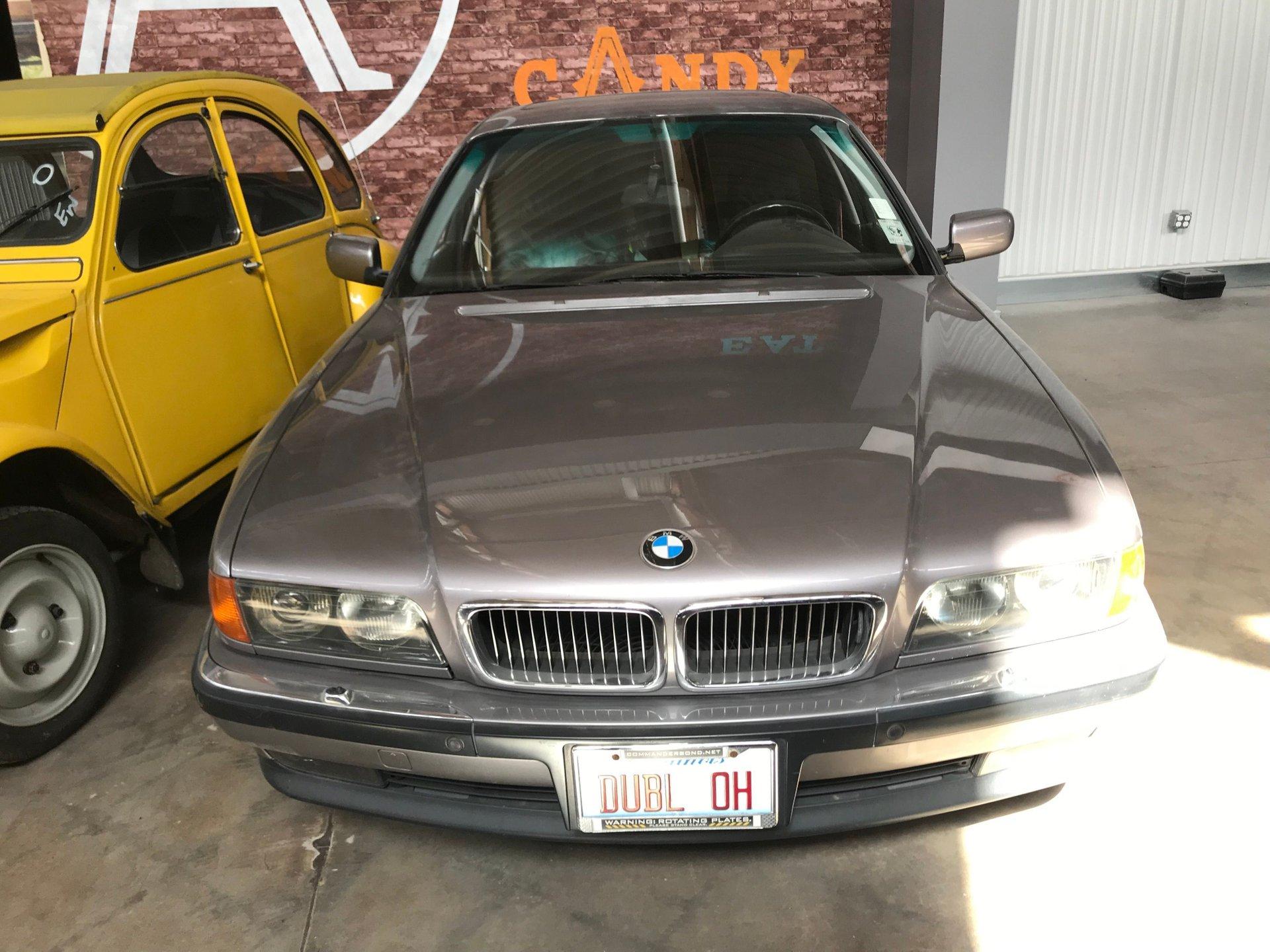 1996 bmw 750 il
