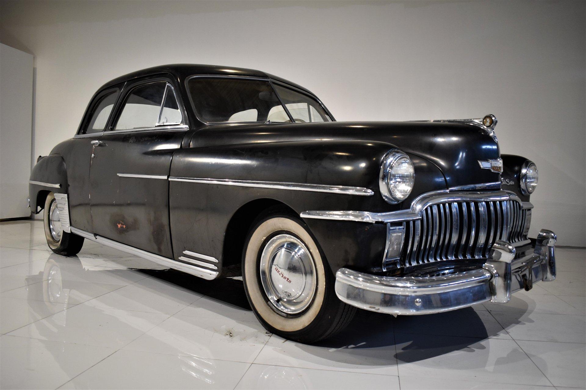 1949 desoto 2 door