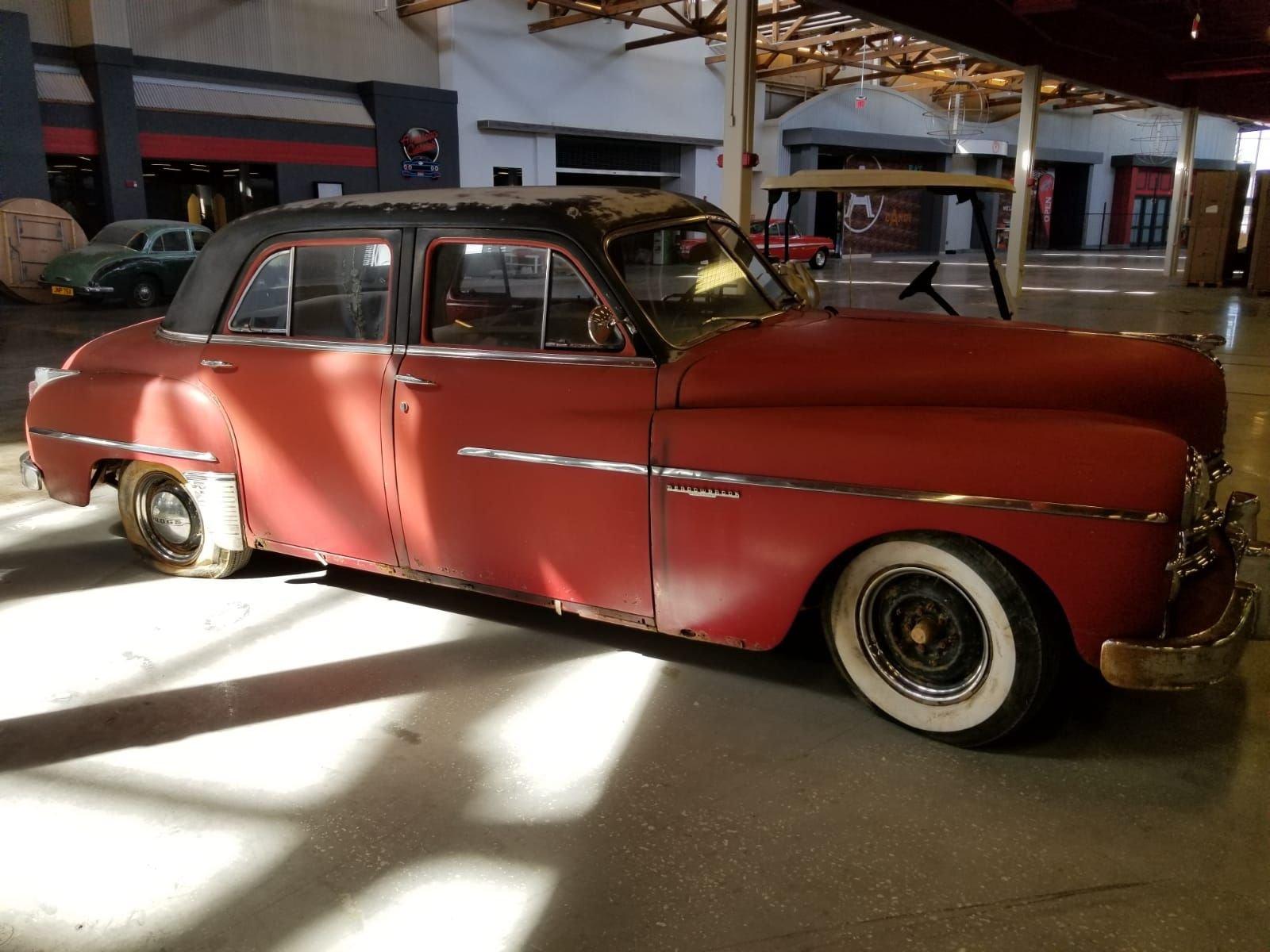 1949 dodge 4 door