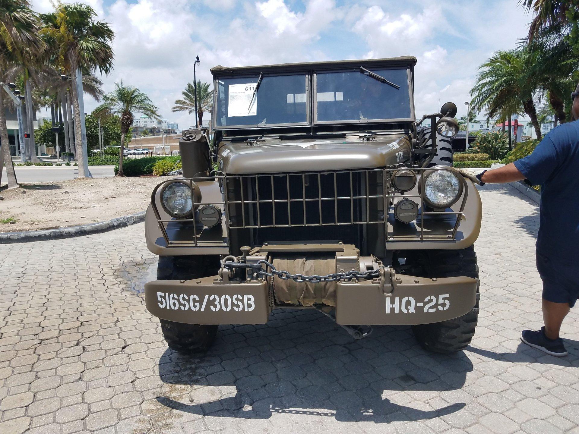 1961 dodge truck