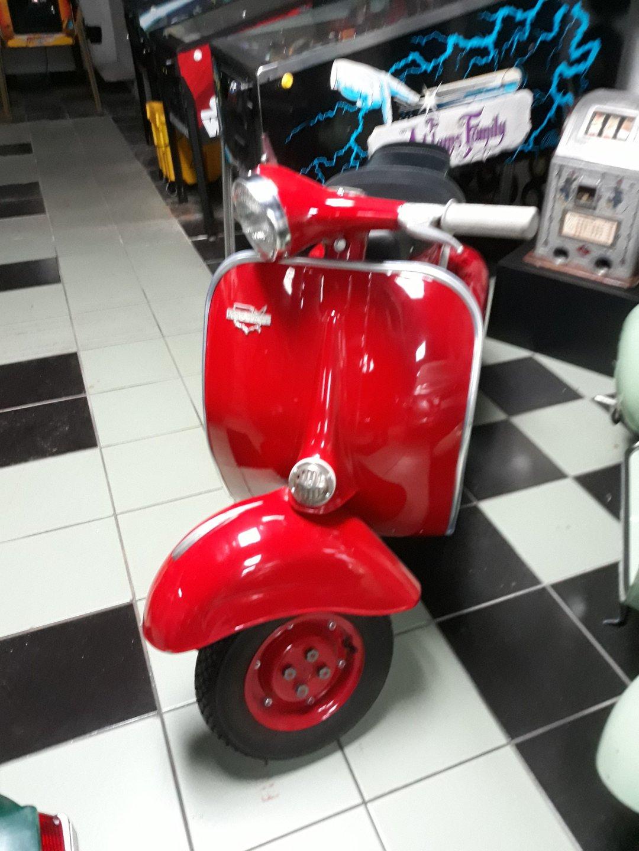 1965 vespa 125