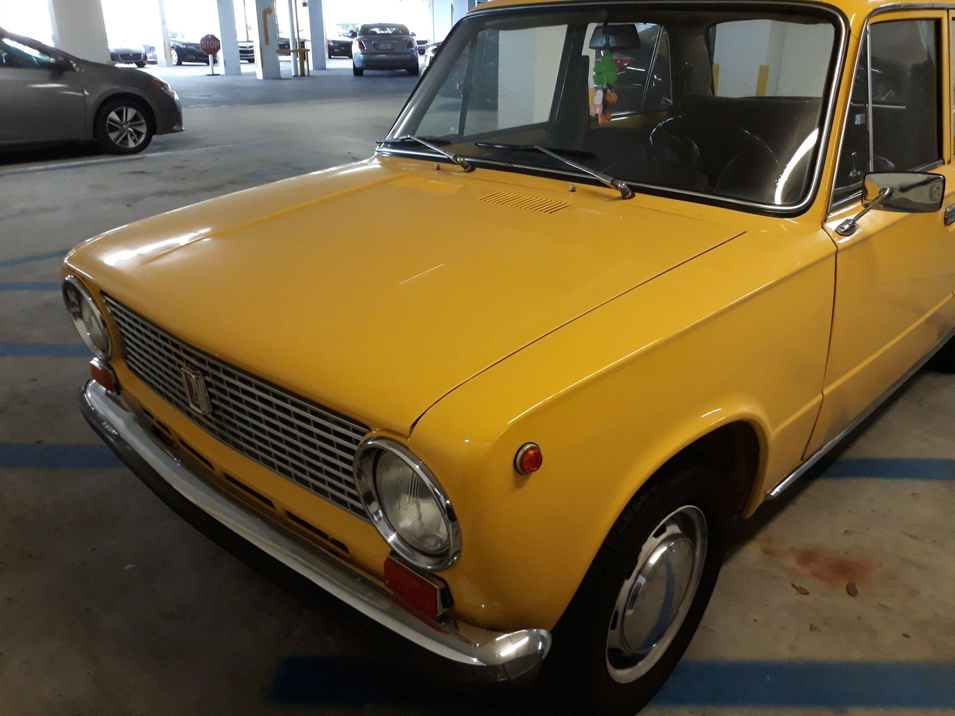 1986 lada 1200s