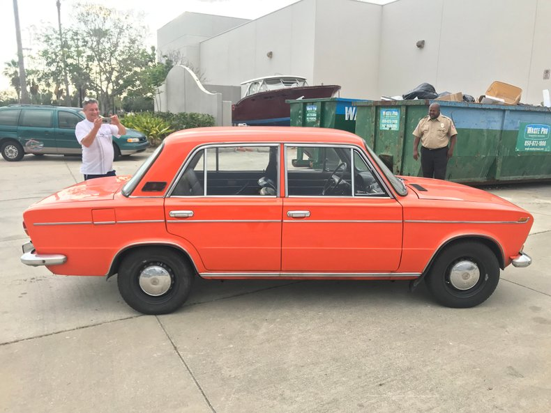 1976 LADA 1200s