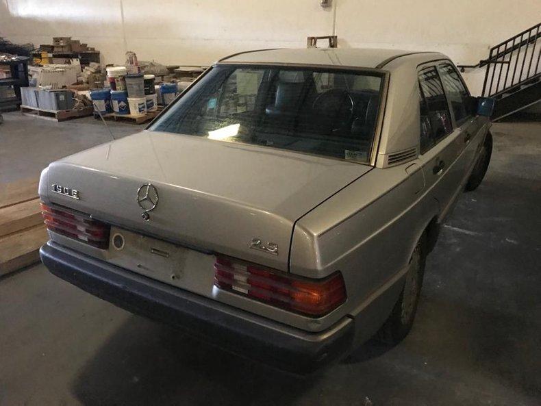1991 MERCEDES 190E