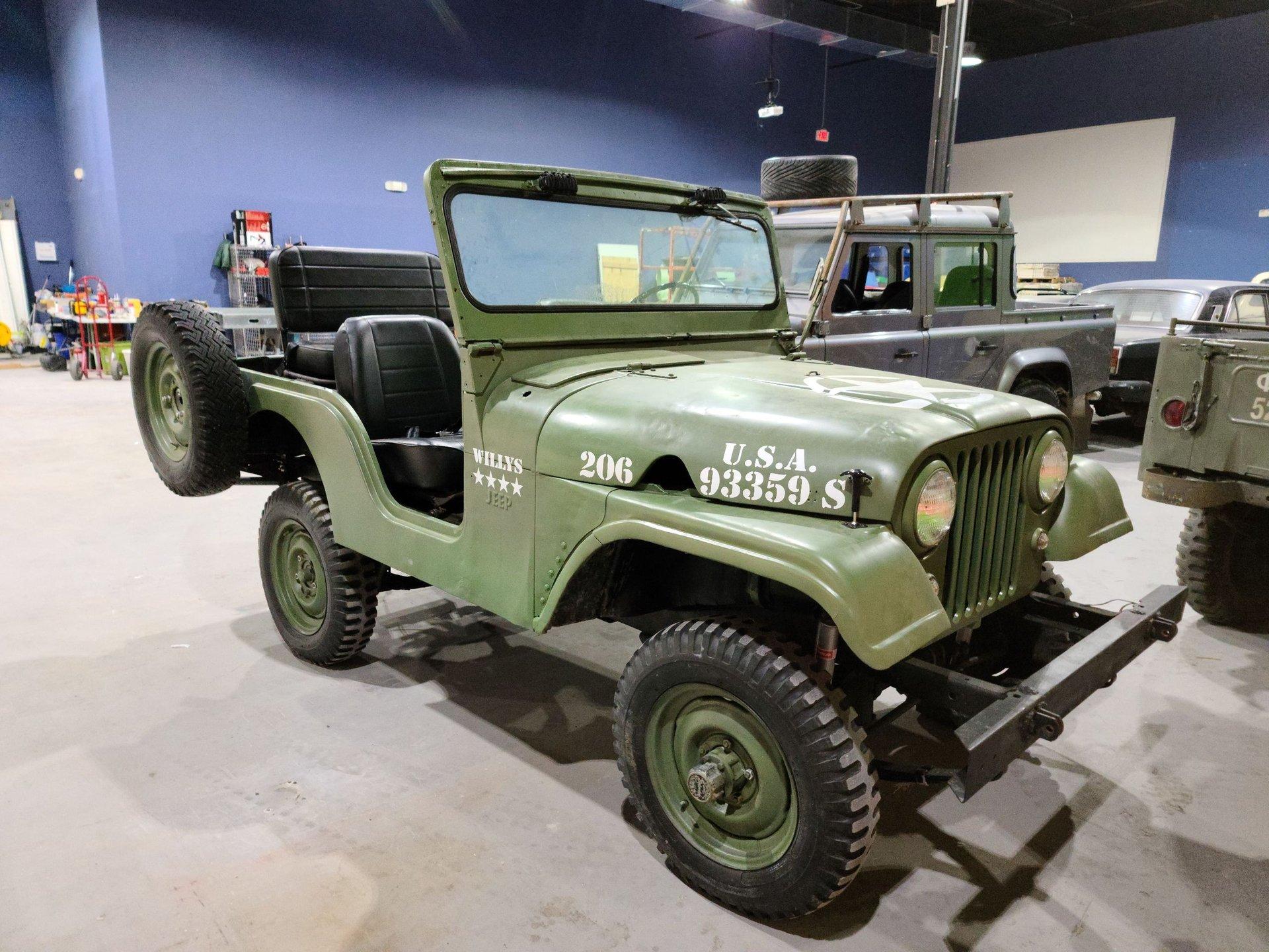 1960 jeep ll