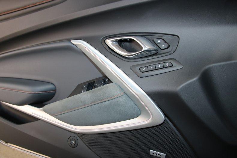 2017 Chevrolet CAMARO 50TH ANNIVERSARY