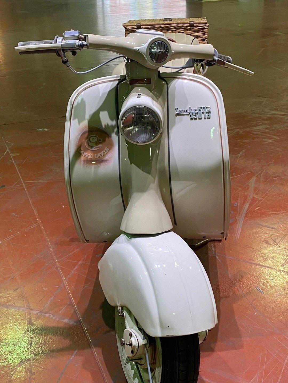 1957 lambretta ld150