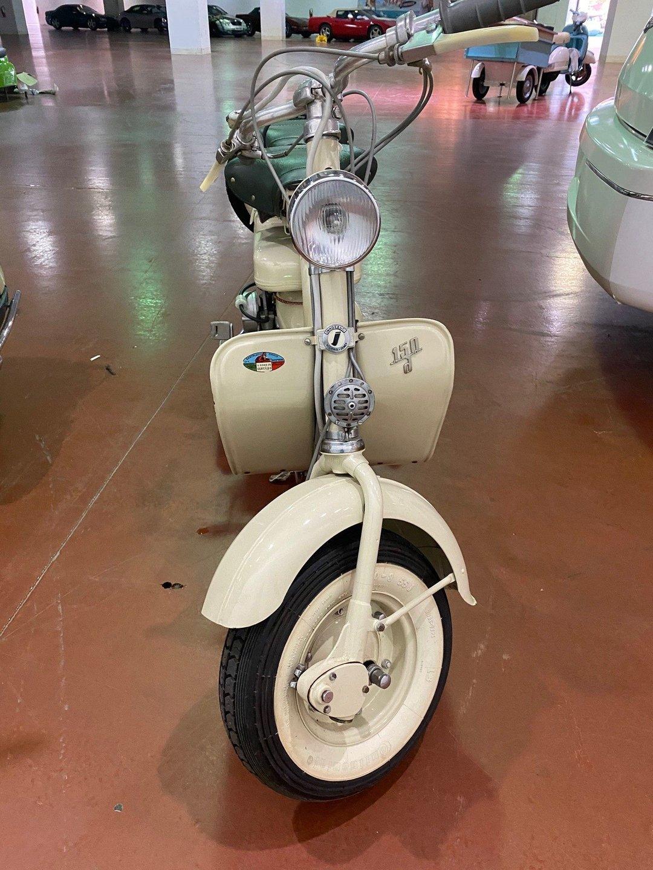 1955 lambretta 150d