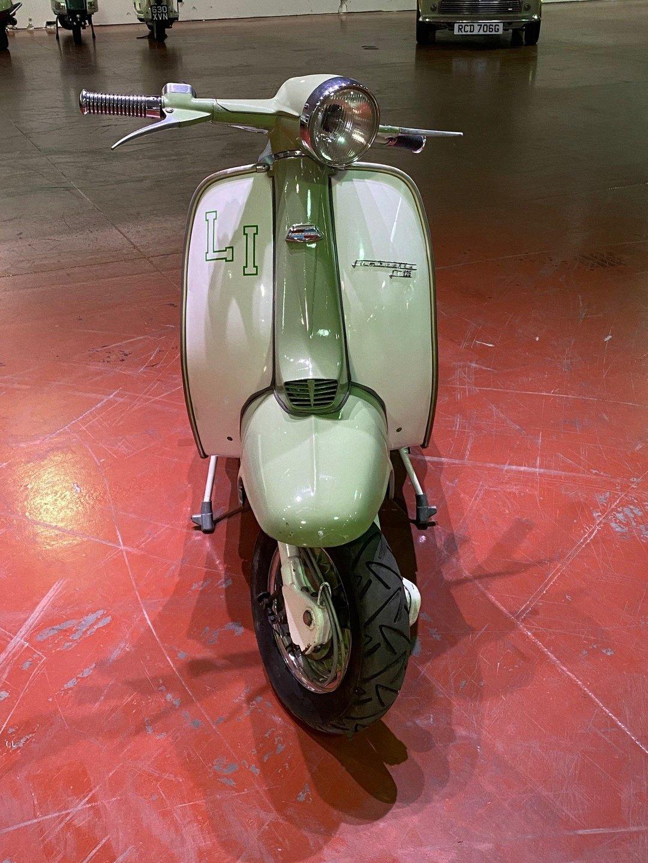 1963 lambretta l11