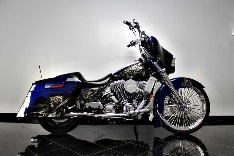 2006 Harley Davidson Flhx