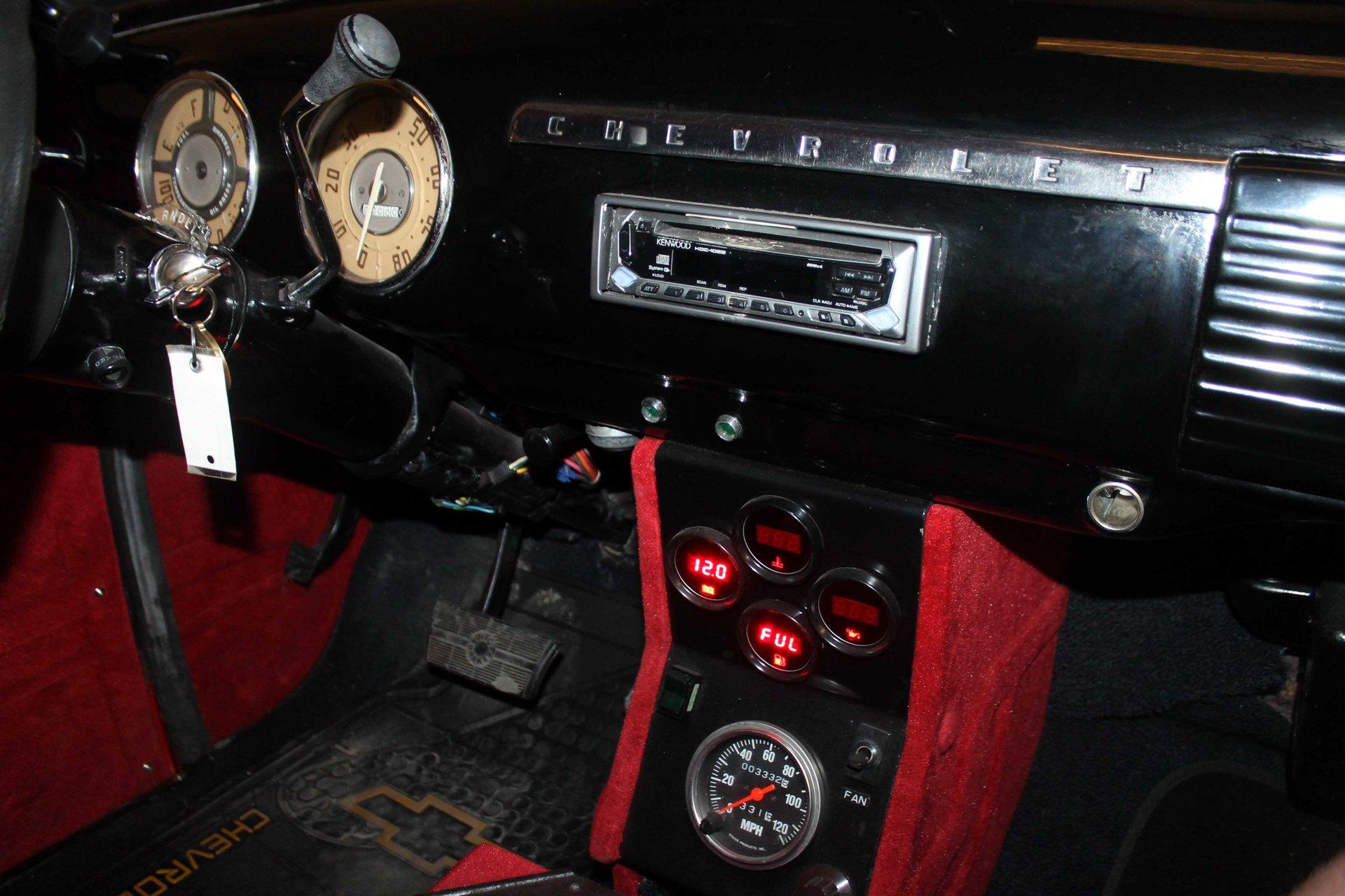 1951 Chevrolet 3100 Dicky Mac Motors Chevy Steering Wheel For Sale