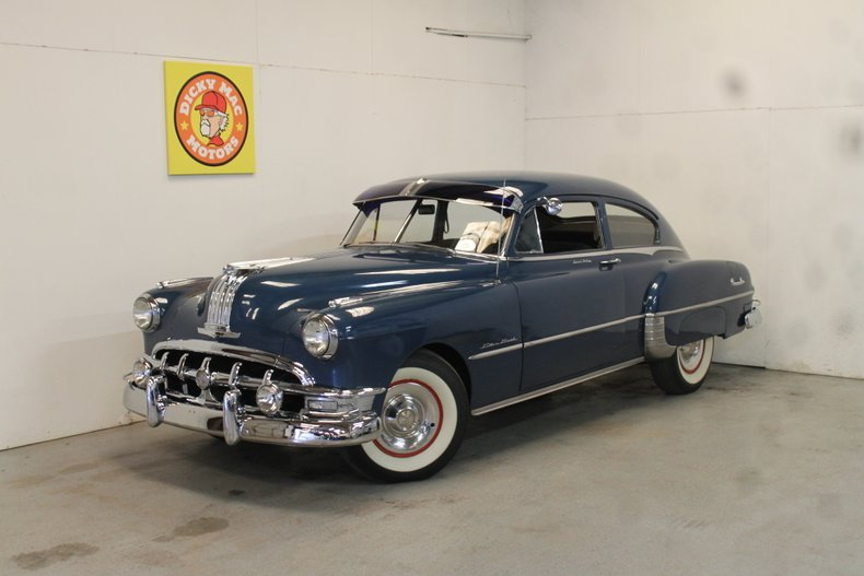 1950 Pontiac Silverstreak