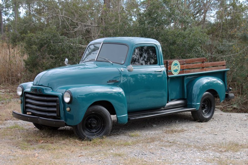 1952 GMC 3100 For Sale