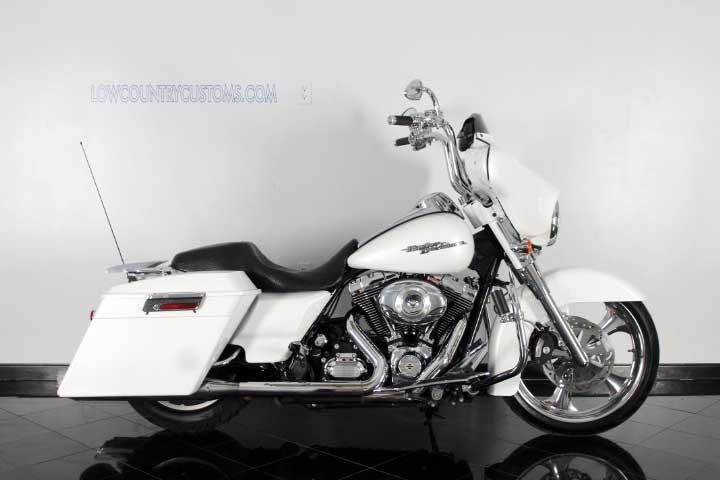 2012 Harley Davidson Flhx
