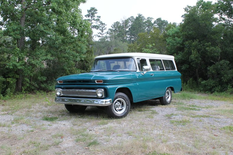 1961 Chevrolet Suburban For Sale