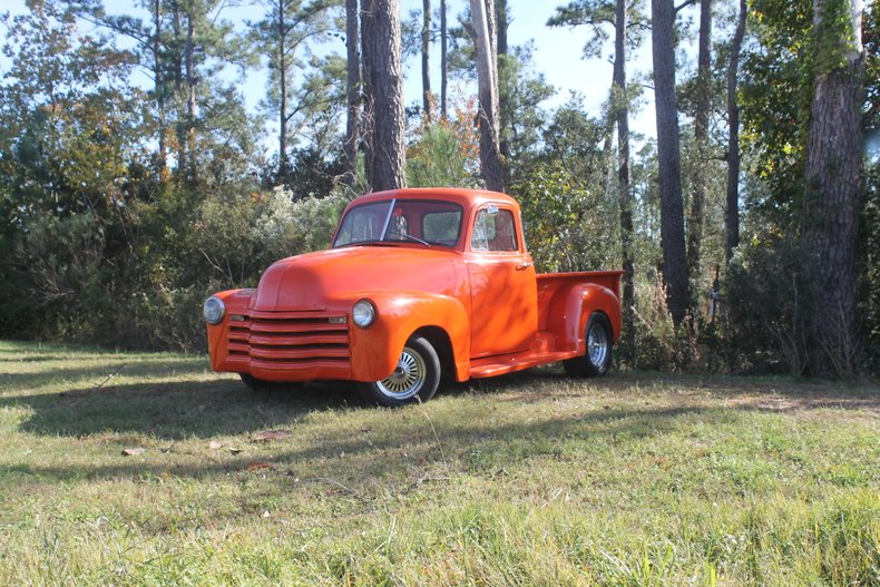 1952 Chevrolet 3100 For Sale